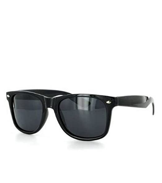 Oversized Sunglasses Super Lens Thick Rim Frame