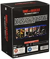 Sons Of Anarchy - Complete Seasons 1-7 [Blu-ray] [Region Free]