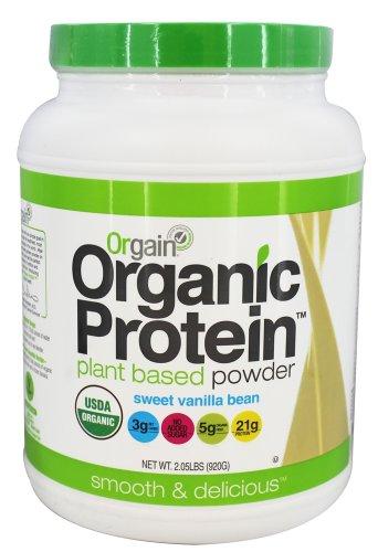 Orgain Organic Protein Plant-B...