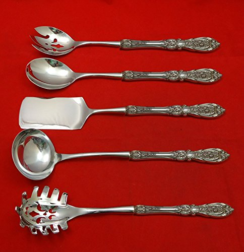 - Francis I by Reed & Barton Sterling Silver Hostess Set 5pc HHWS Custom Made