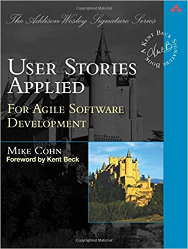 Free epub user stories applied: for agile software development.