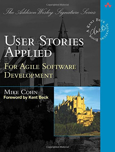 Pdf Technology User Stories Applied: For Agile Software Development