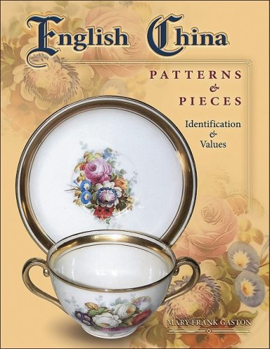 English Patterns Pieces Identification Collector product image