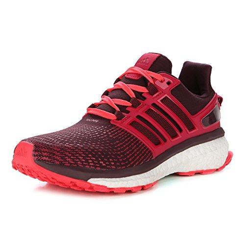 adidas Energy Boost ATR, Zapatillas de Running Para Mujer dark burgundy f12/maroon/shock red s16