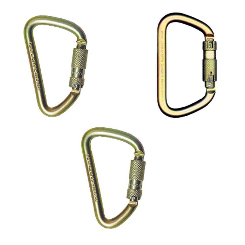 MSA 10125488 Pin, Captive, Carabiner, 225'' Long