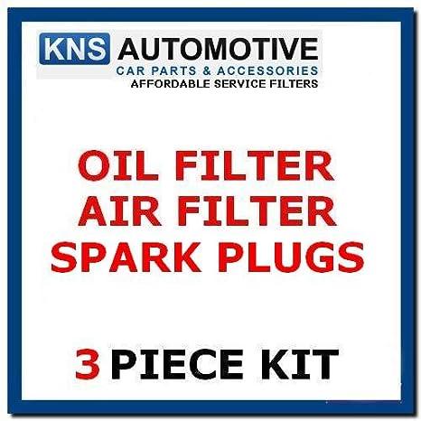 Z42.2,2.5& 3.0gasolina (03–06), bujías Kit de servicio Filtro de aceite y aire