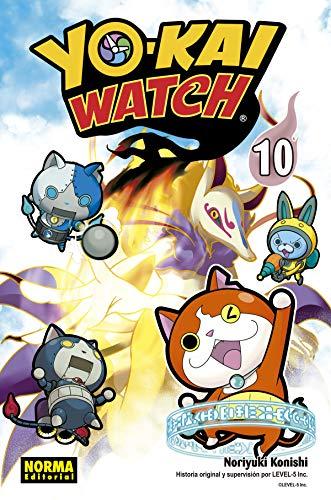 Yo-Kai Watch 10 por Noriyuki Konishi