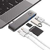 Best Card Adapter For Laptop Models - Certified USB-C Hub CharJenPro PREMIUM MacSTICK Adapter/Hub Review