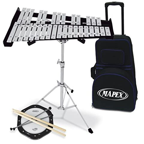 Mapex Backpack Percussion Kit with Rolling Bag - Keyboard Mallet Bag