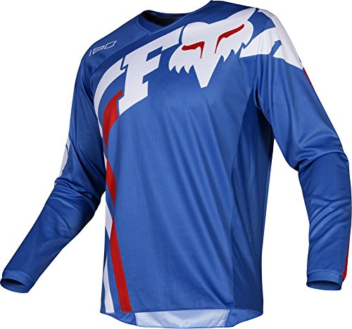 Fox Racing 2019 180 COTA Jersey-Blue-S