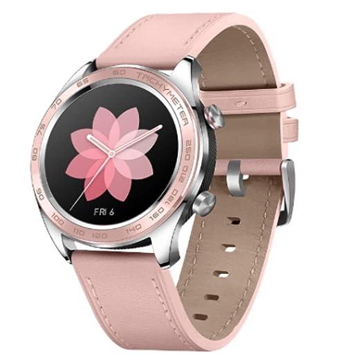 Reloj de Honor de Huawei Dream Watch Inteligente Deporte Dormir Correr Ciclismo Natación GPS Pantalla Color de 390 Pulgadas 390 × 390 Reloj Holatee: ...