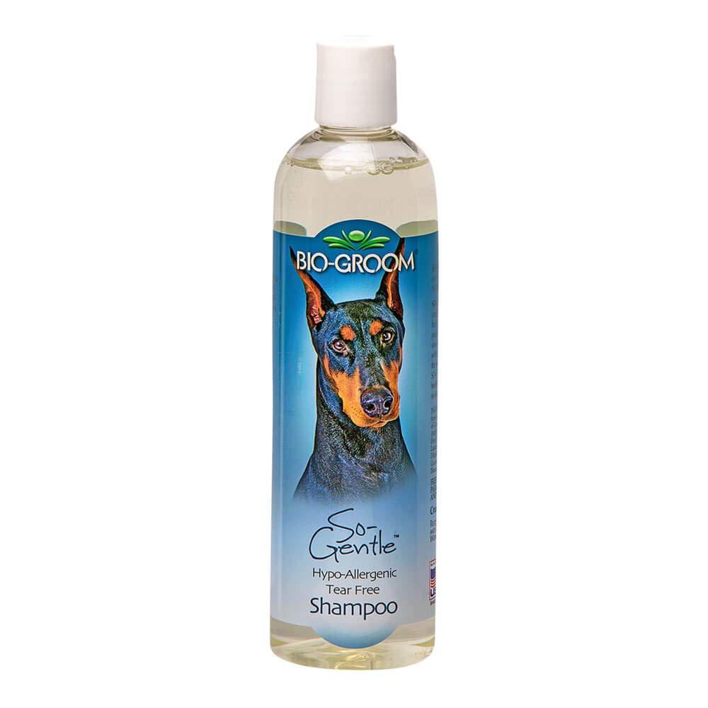 Bio-groom DBB25012 So Gentle Hypo-Allergenic Dog and Cat Shampoo, 12-Ounce