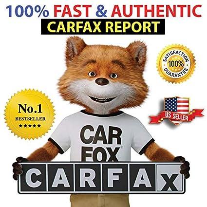 Amazon Com Fastest Carfax Vehicle History Report Guaranteed Carfax
