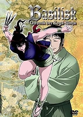 Basilisk, Vol. 03 - Chronik der Koga-Ninja Alemania DVD ...