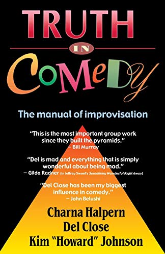Pdf Arts Truth in Comedy: The Manual for Improvisation