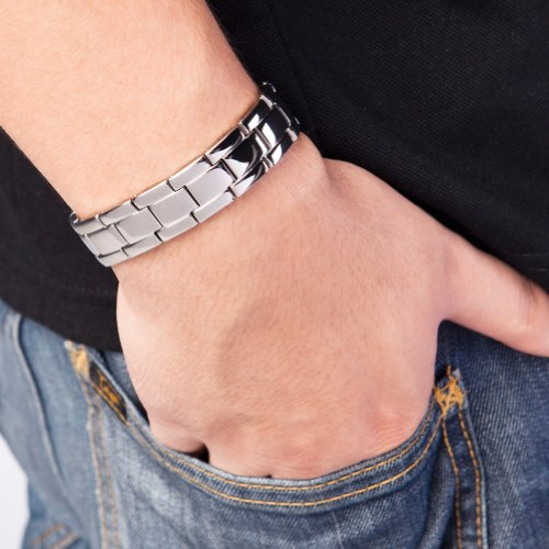 Power Titanium Germanium Bracelet Wristband