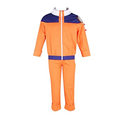 Amazon.com: Naruto cosplay costume – Uzumaki Naruto 1st XXX ...