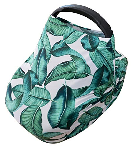 Top 10 best nursing cover green leaves