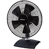 Holmes HDF12235-BM 5-Speed Table Fan, 12-Inch