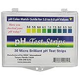 Vaxa Ph Test Strips, 30 Count