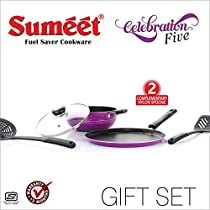 Sumeet Nonstick Celebration Five Gift Set