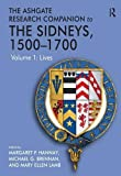 img - for The Ashgate Research Companion to The Sidneys, 1500 1700: Volume 1: Lives book / textbook / text book