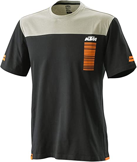 Original KTM Radical Tee Grey T-Shirt Gr L
