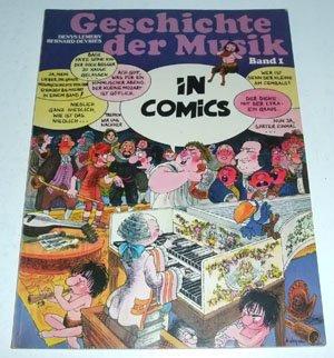 Von Der Steinzeit Bis Mozart Geschichte Der Musik In Comics, Band ...