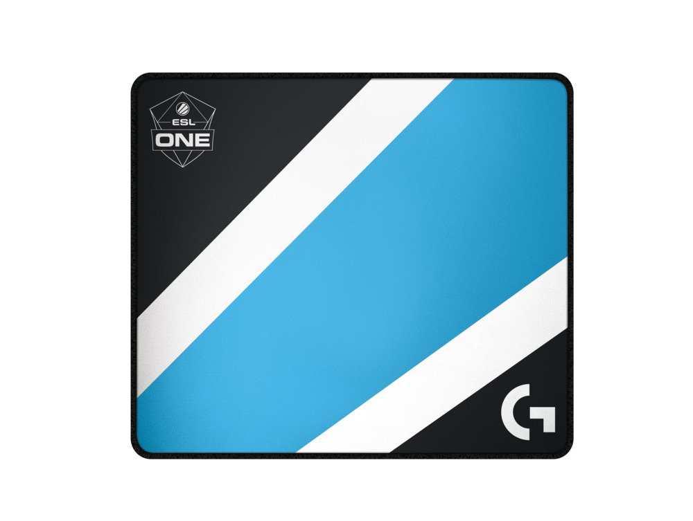 Logitech G640 ESL Edition Cloth Gaming Mouse Pad, 460 x 400 mm, Thickness 3 mm, for PC/Mac Mice