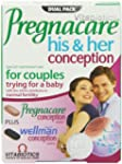 Vitabiotics Pregnacare His and Hers T...