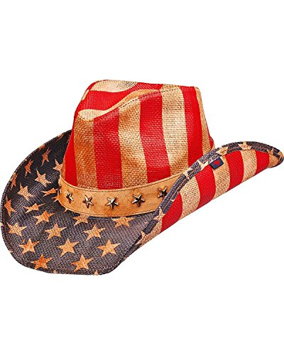 peter-grimm-ltd-mens-justice-american-flag-star-studded-straw-cowboy-hat-blue-one-size