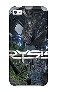 Best 6000078K48130353 Hot Style Protective Case Cover For Iphone5c(crysis)