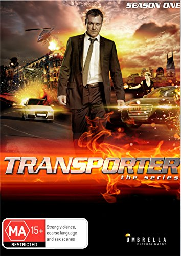Transporter (Season 1) - 4-DVD Set ( Transporter - Season One ) [ NON-USA FORMAT, PAL, Reg.4 Import - Australia ]