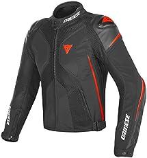 e053c16df6d0 Dainese Men s Super Rider D-Dry Jacket (Black Red