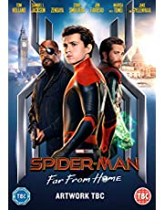 Pre-order any of the Spider-Man: Far From Home physical formats from Amazon.co.uk and receive a promotional code to redeem six digital copies of digital comics from www.comixology.com