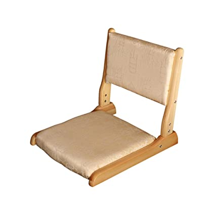 Summer Japanese Floor Chairs Wood, Teens Kids Reading Lounge Chair For Living Room, Load