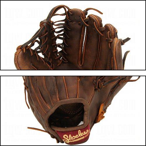(Shoeless Joe 12 1/2 Six Finger Baseball Glove)