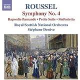 V 4: Orchestral Works - Sympho