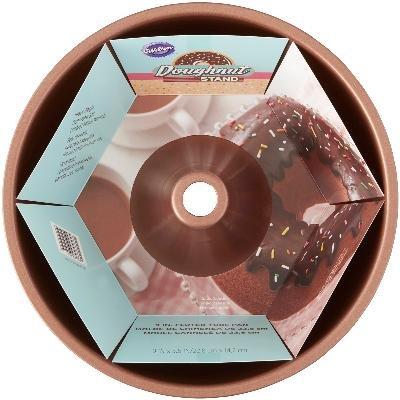 (Wilton 2105-7033 Giant Doughnut Pan, 9-Inch)