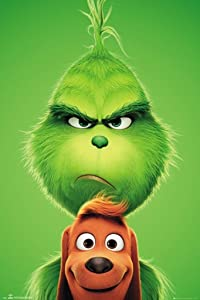 GB Eye Limited The Grinch Max Movie Cool Wall Decor Art Print Poster 24x36