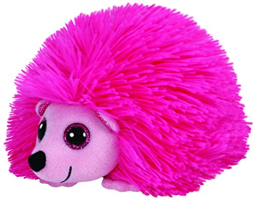 (Ty Beanie Baby Lilly - Pink Hedgehog)