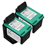 Sophia Global Remanufactured Ink Cartridge Replacement for HP 95 (2 Color)