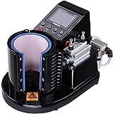 "Yescom Automatic Pneumatic Mug Heat Press Transfer Sublimation Machine for 3-1/7""(dia.) Cup"
