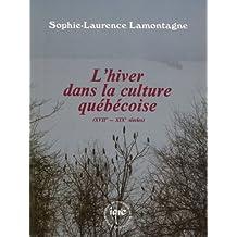 Hiver dans la culture québécoise L'