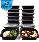 best seller today [20 Pack] 32 Oz. Meal Prep Containers...
