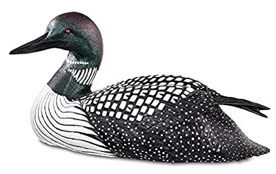 Loon Small Decoy by Sam Nottleman