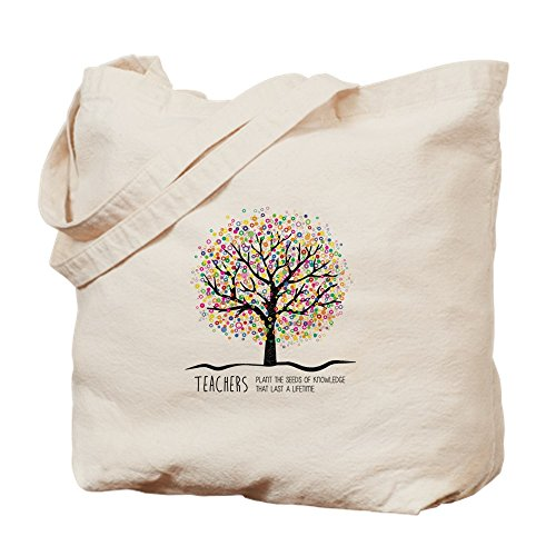 CafePress Teacher Appreciation Natural Shopping
