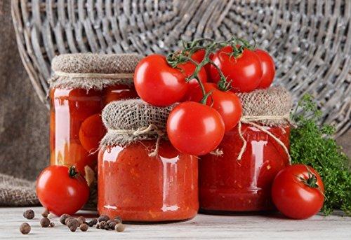 O.M.A.C. Gulliver, exprimidor de tomates de acero inoxidable: Amazon.es: Hogar