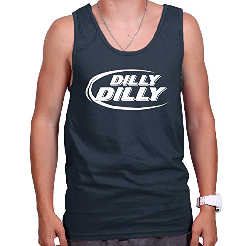 Dilly Dilly Bud Budweiser Funny Cool Gift Edgy Sarcastic Cute Tank Top Shirt