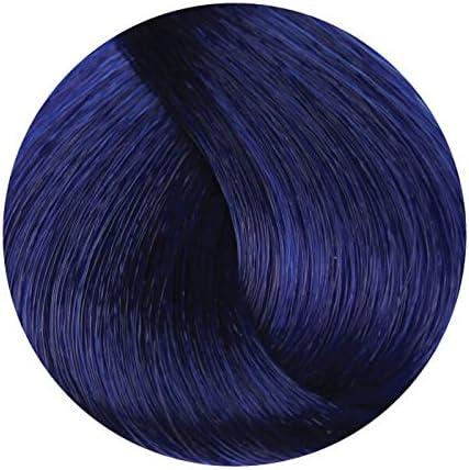 Stargazer SGS110, Tinta de pelo, UV, Semipermanente, Azul (Blue Black)